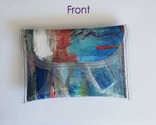 Art Bag - Clutch Tablet Cover