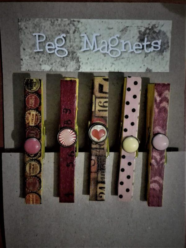 Peg Magnets