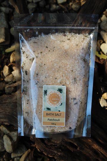 Bath Salt Patchouli - 500g