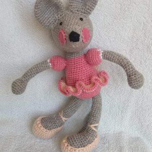 Crochet Mouse