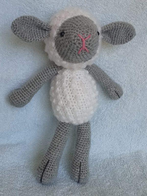 Crochet Toys - Lamb