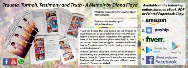 Reviews - Trauma, Turmoil, Testimony and Truth - A Memoir